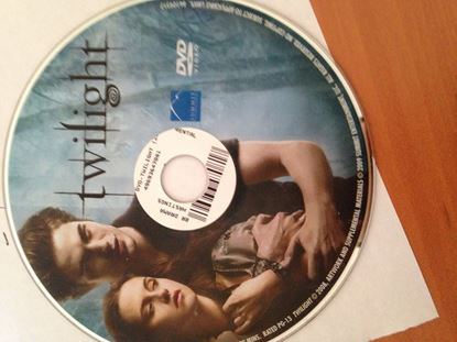 Picture of Twilight DVD
