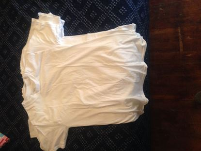 Picture of Hanes small t-shirts